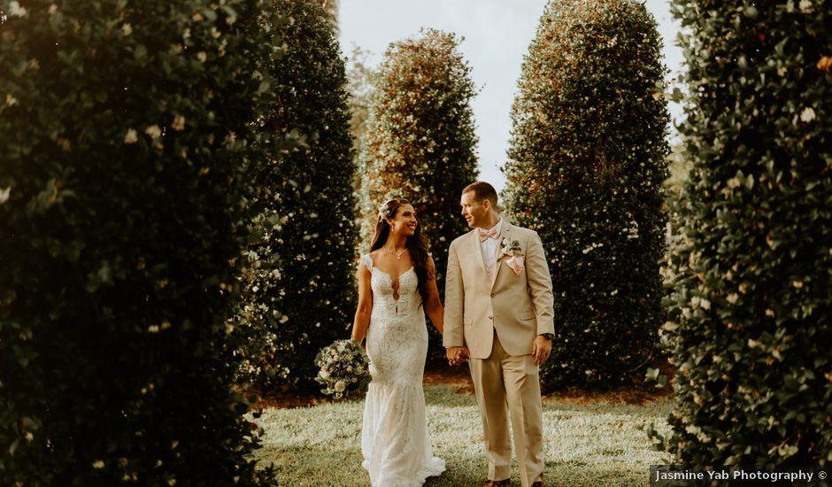 James and Rachel's Wedding in Lake Worth, Florida