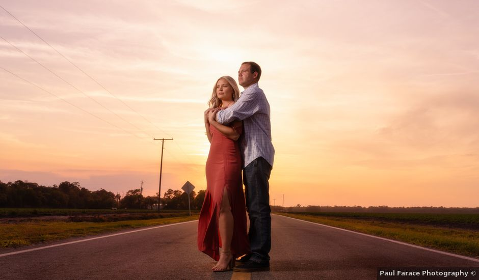Alan and Kelsey's Wedding in Green Cove Springs, Florida