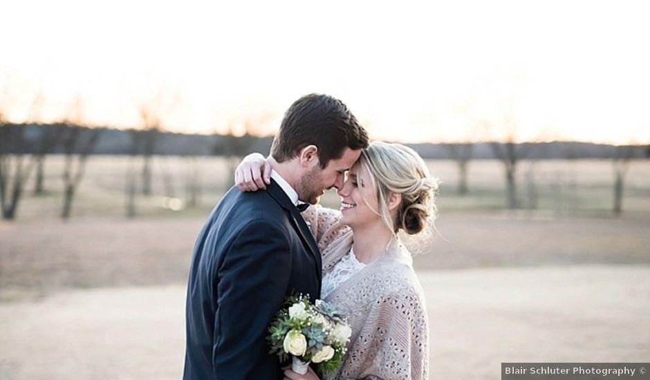 Sheridan and Connor's Wedding in Coweta, Oklahoma