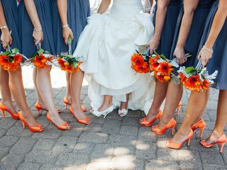Samantha and Michael's Wedding in Baltimore, Maryland 3