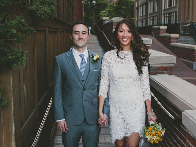 Shi-Jing and Jeff's Wedding in Boston, Massachusetts 5