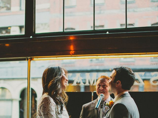 Shi-Jing and Jeff's Wedding in Boston, Massachusetts 10