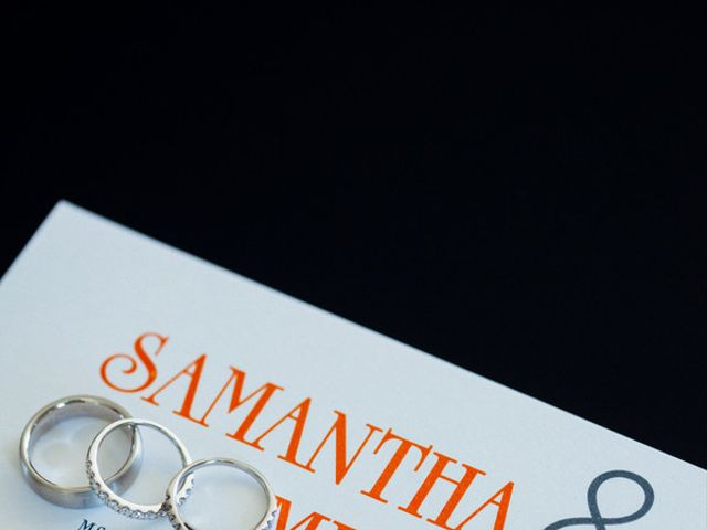 Samantha and Michael's Wedding in Baltimore, Maryland 1