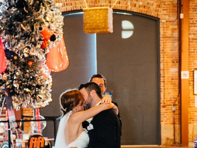 Samantha and Michael's Wedding in Baltimore, Maryland 14
