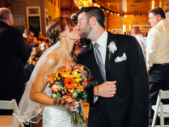 Samantha and Michael's Wedding in Baltimore, Maryland 15