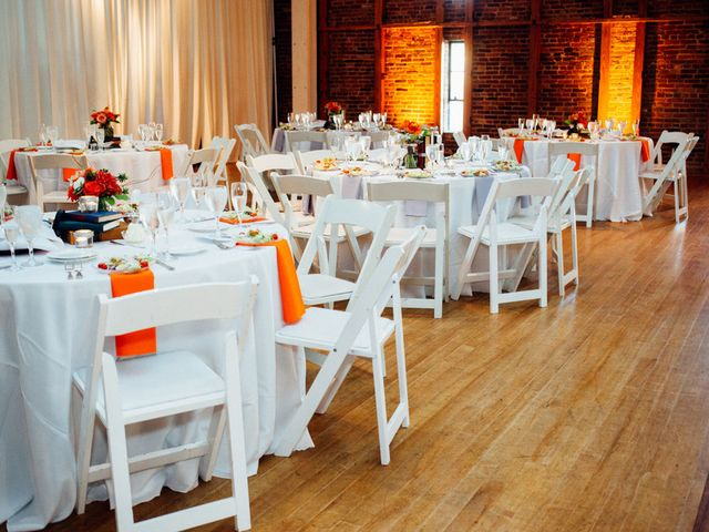 Samantha and Michael's Wedding in Baltimore, Maryland 17