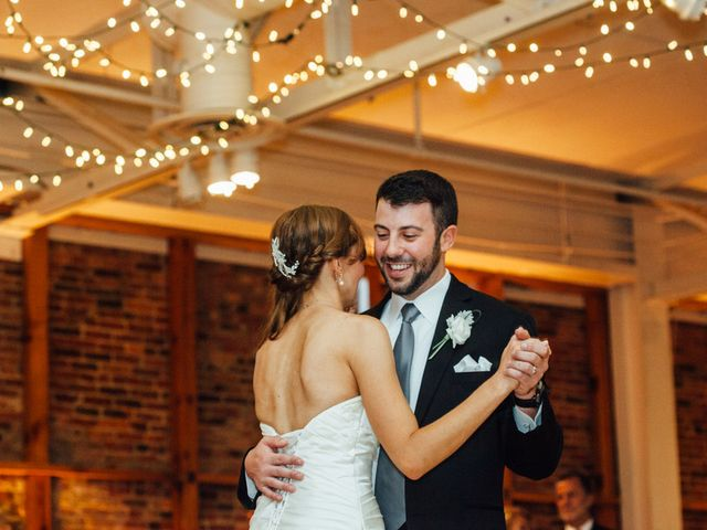 Samantha and Michael's Wedding in Baltimore, Maryland 23