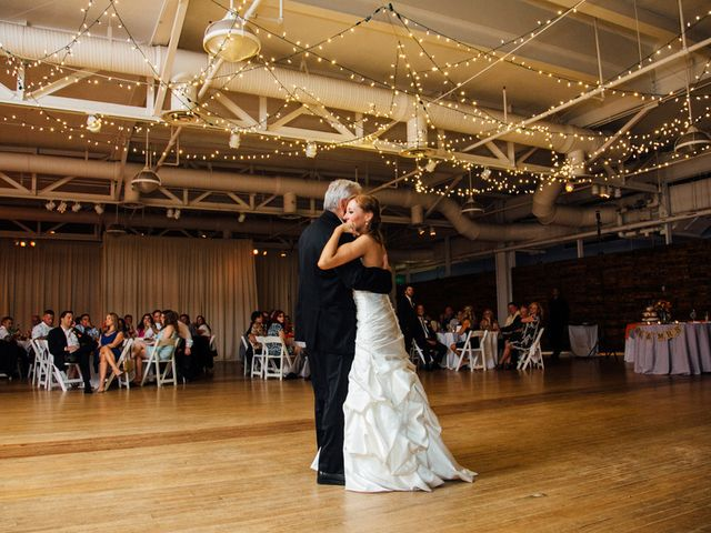 Samantha and Michael's Wedding in Baltimore, Maryland 24