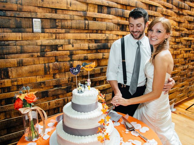 Samantha and Michael's Wedding in Baltimore, Maryland 25