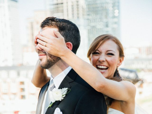 Samantha and Michael's Wedding in Baltimore, Maryland 9