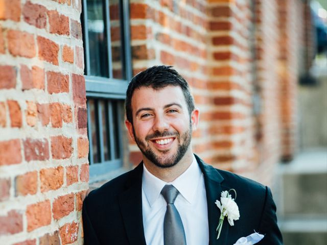 Samantha and Michael's Wedding in Baltimore, Maryland 6