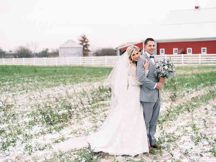 The wedding of Korren and Steve