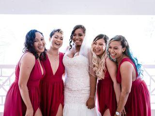 The wedding of Amera and Graig 3