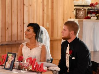 The wedding of Aaliyah and Noah