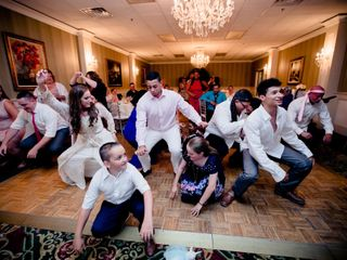 The wedding of Kimberly and Achraf' 1
