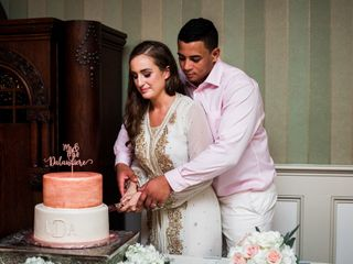 The wedding of Kimberly and Achraf' 2