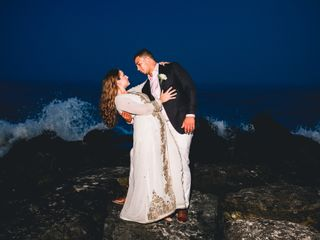 Achraf' and Kimberly's Wedding in Cape May, New Jersey 3