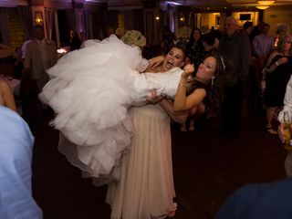 The wedding of Brittany and Devan 1