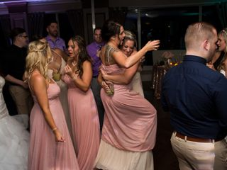 The wedding of Brittany and Devan 2