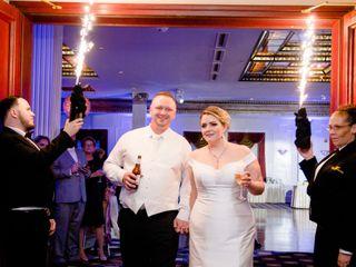 The wedding of Lisa and Stephen 3