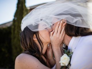 The wedding of Amanda and Daniel