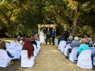 The wedding of Kyle and Katie 1