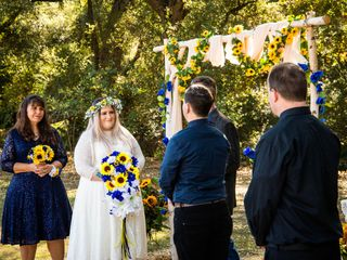 The wedding of Kyle and Katie 2