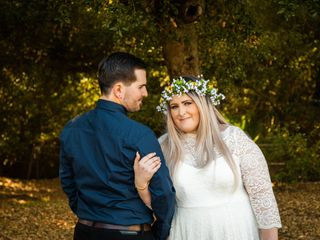 The wedding of Kyle and Katie