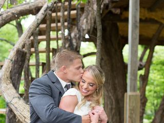 Kaitlyn and Bubbie's Wedding in Winfield, Kansas 7