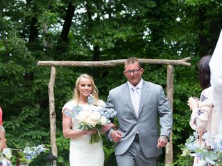 Kaitlyn and Bubbie's Wedding in Winfield, Kansas 12