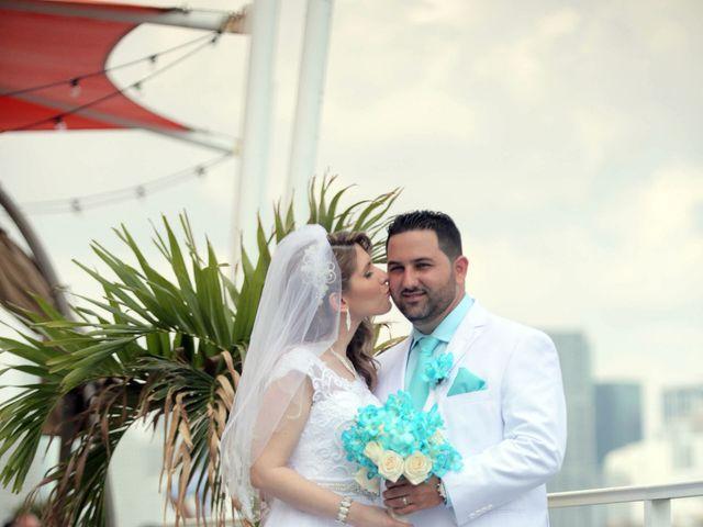 Rafael and Martha's Wedding in Miami, Florida 43