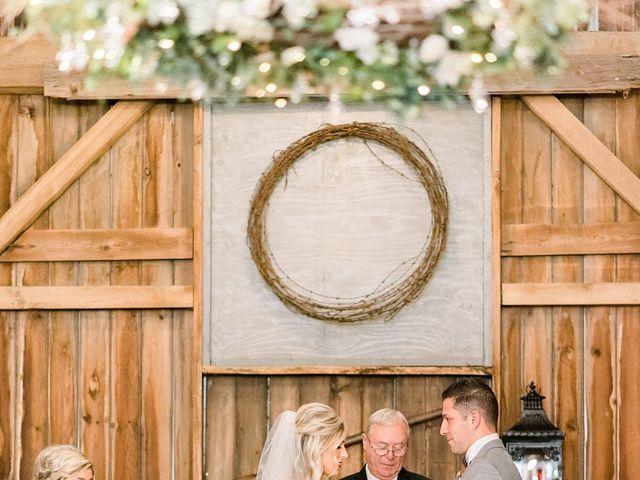 Steve and Korren's Wedding in Topeka, Kansas 12