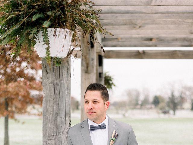 Steve and Korren's Wedding in Topeka, Kansas 17
