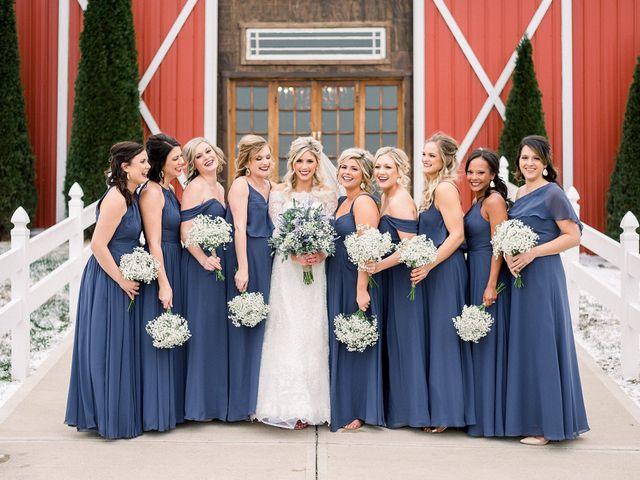 Steve and Korren's Wedding in Topeka, Kansas 21