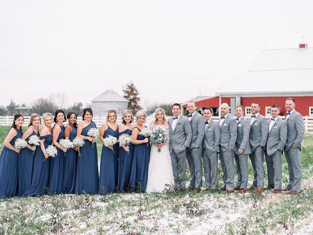 Steve and Korren's Wedding in Topeka, Kansas 25
