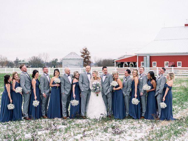 Steve and Korren's Wedding in Topeka, Kansas 27