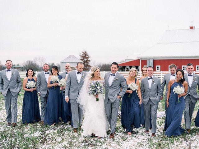 Steve and Korren's Wedding in Topeka, Kansas 29