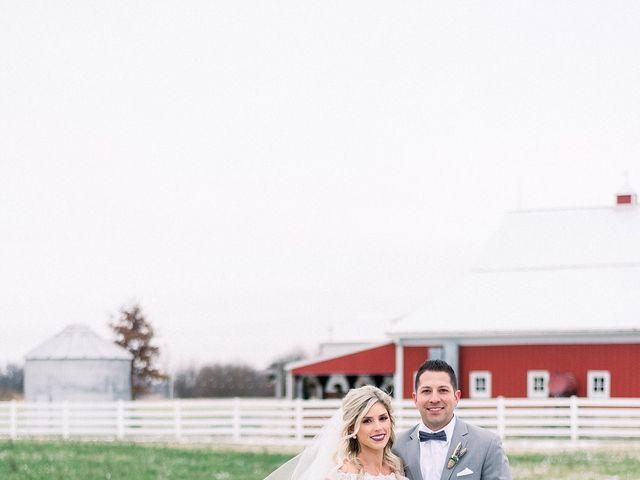 Steve and Korren's Wedding in Topeka, Kansas 30