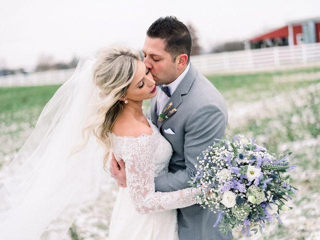 Steve and Korren's Wedding in Topeka, Kansas 32