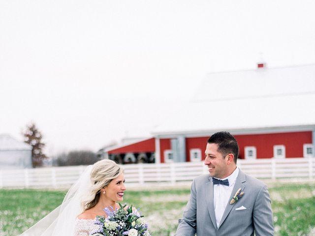 Steve and Korren's Wedding in Topeka, Kansas 33