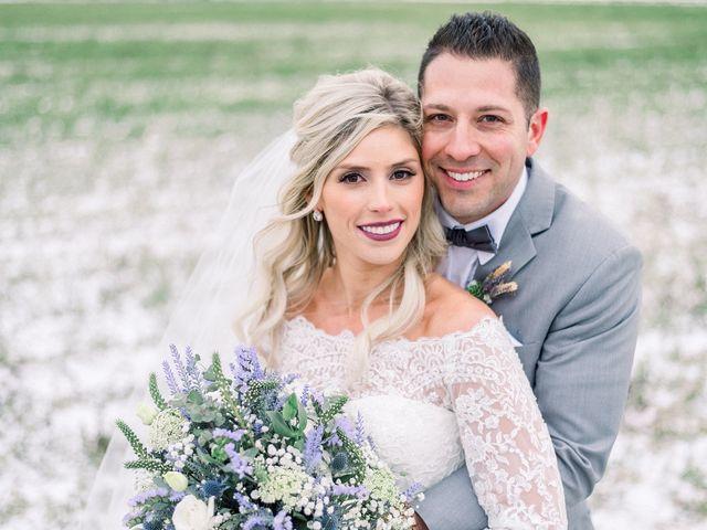 Steve and Korren's Wedding in Topeka, Kansas 35