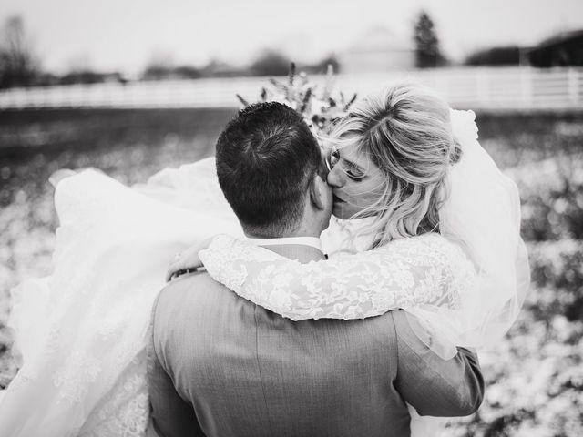 Steve and Korren's Wedding in Topeka, Kansas 37