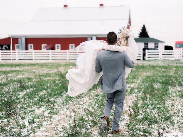 Steve and Korren's Wedding in Topeka, Kansas 38