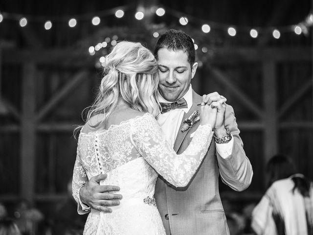 Steve and Korren's Wedding in Topeka, Kansas 44