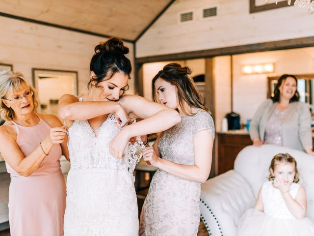 Aubrey and Laura's Wedding in Pigeon Forge, Tennessee 7