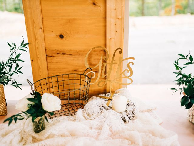 Aubrey and Laura's Wedding in Pigeon Forge, Tennessee 30