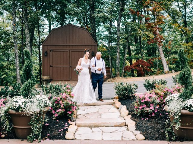 Aubrey and Laura's Wedding in Pigeon Forge, Tennessee 33