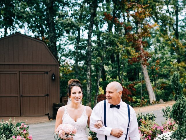 Aubrey and Laura's Wedding in Pigeon Forge, Tennessee 34