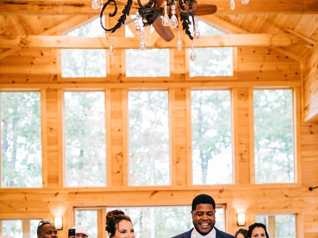 Aubrey and Laura's Wedding in Pigeon Forge, Tennessee 47