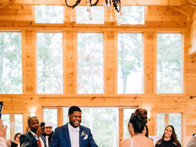 Aubrey and Laura's Wedding in Pigeon Forge, Tennessee 48